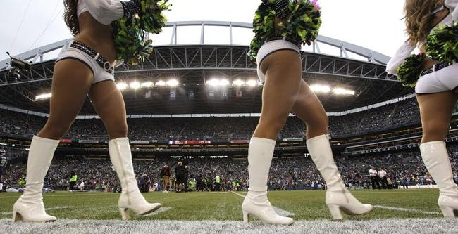 Seattle Seahawks Sea Gals