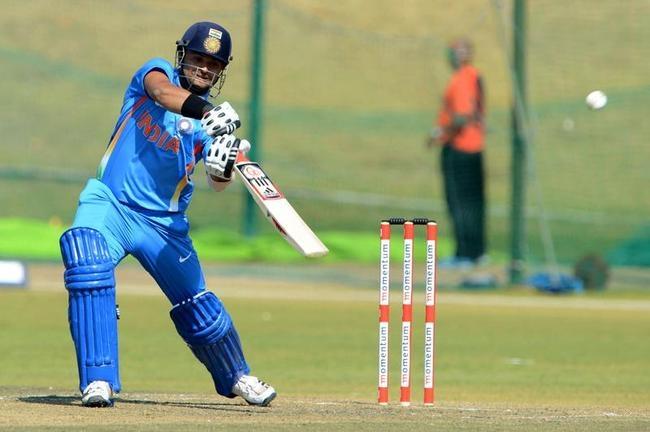 Suresh Raina (Middle Order Batsman)