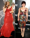 Female Celebrity Transformation from Fat-to-Fit # 15: Kelly Clarkson