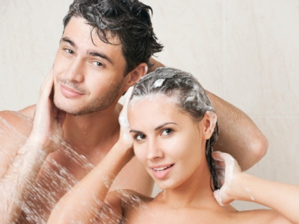 Ten Commandments for Healthy Hair Condition your hair