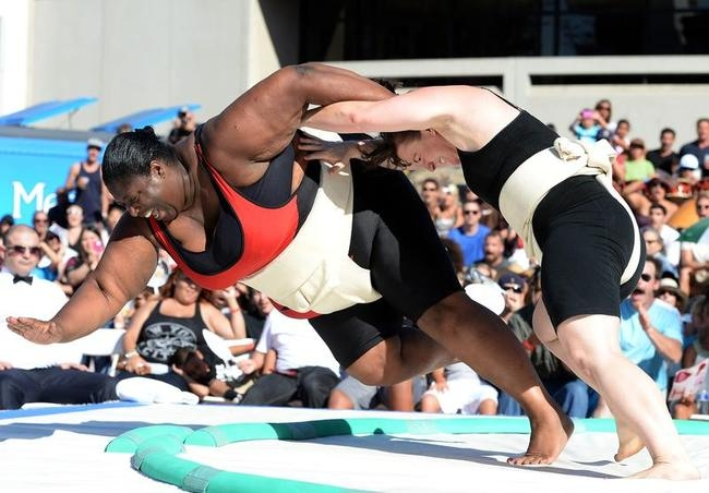 US Sumo Open in Los Angeles