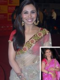 Female Celebrity Transformation from Fat-to-Fit # 14: Rani Mukherjee