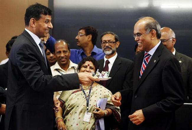 Raghuram Rajan Takes Over as RBI Governor