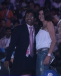 Lalit Modi and Sushmita Sen