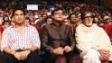 Amitabh Bachchan, Sachin Tendulkar and Sachin Pilgaonkar