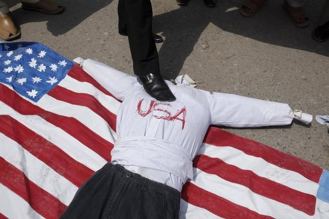 Protests Against USA Heat Up