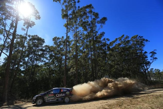 Rally of Australia
