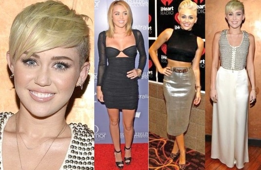 Female Celebrity Transformation from Fat-to-Fit # 12: Miley Cyrus