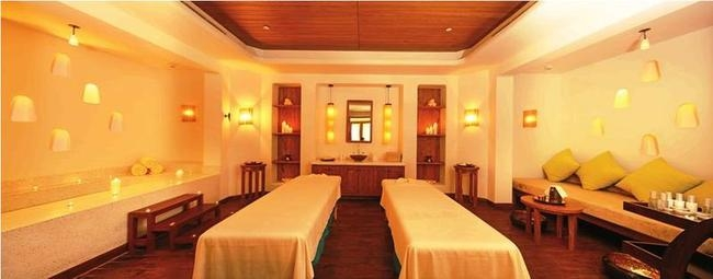 Six Senses Spa - Treatment Room