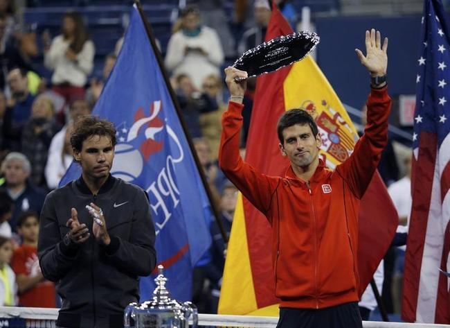 Rafael Nadal Wins US Open 2013