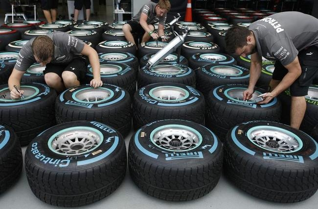 Formula One Backstage in Singapore