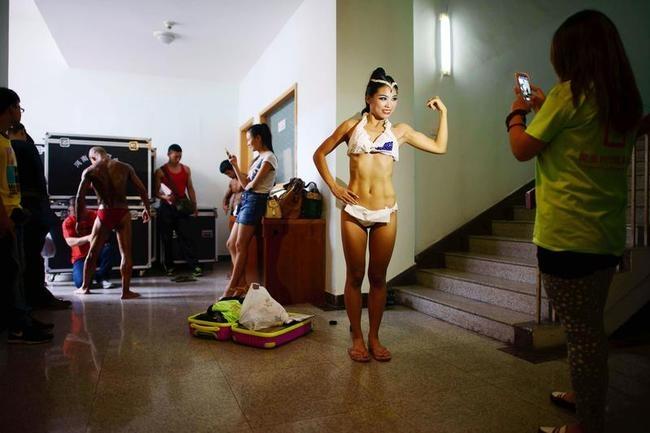 Bodybuilding Grand Prix in China