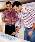 VVS Laxman and Zaheer Khan