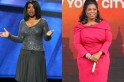 Female Celebrity Transformation from Fat-to-Fit # 17: Oprah Winfrey