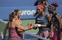 Roberta Vinci, Sara Errani, Venus and Serena Williams