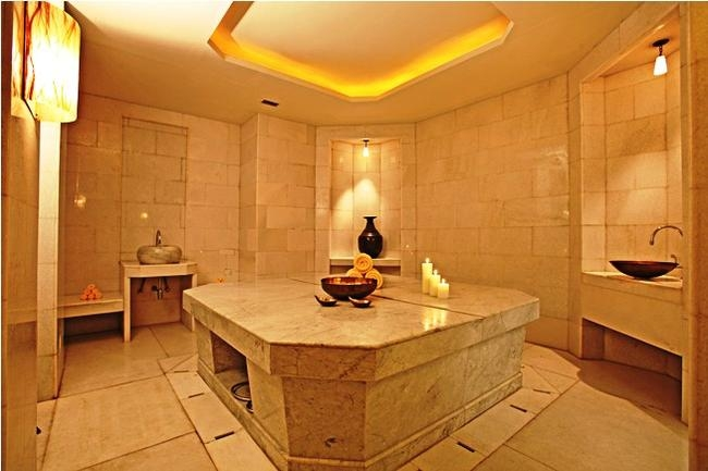 Six Senses Spa - Hammam
