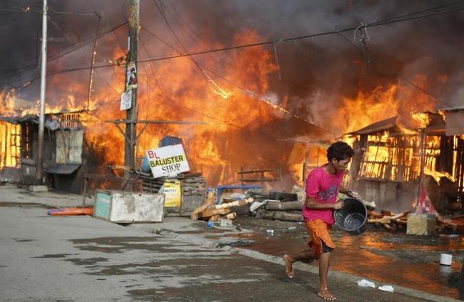 Muslim Rebel Clashes Spread in Philippines