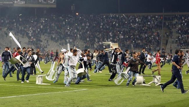 Mayhem in Istanbul
