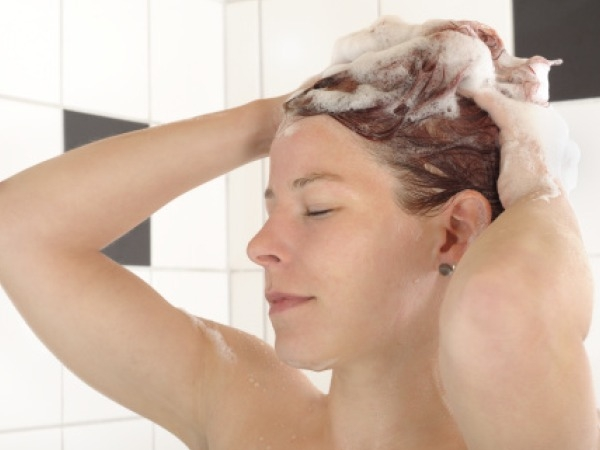 Ten Commandments for Healthy Hair Cleanse your hair thoroughly