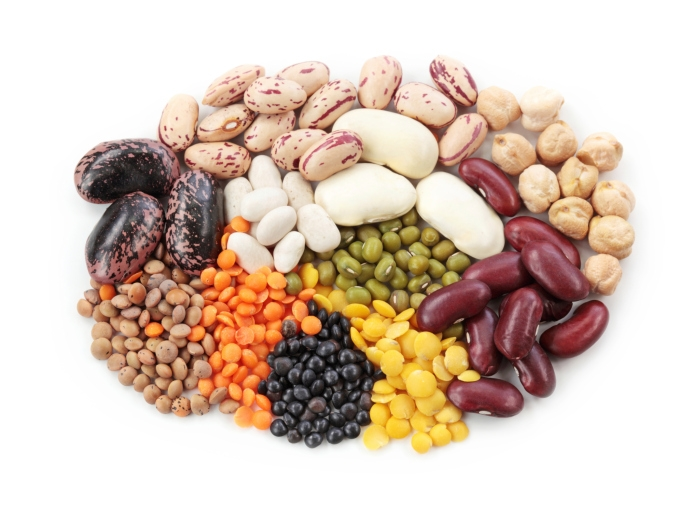 Natural Food to Suppress Hunger # 7: Legumes