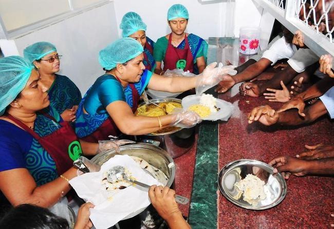 Amma budget canteen