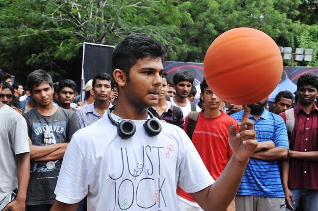NBA Jam in Hyderabad