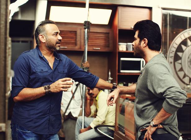 Abhinay Deo, Anil Kapoor