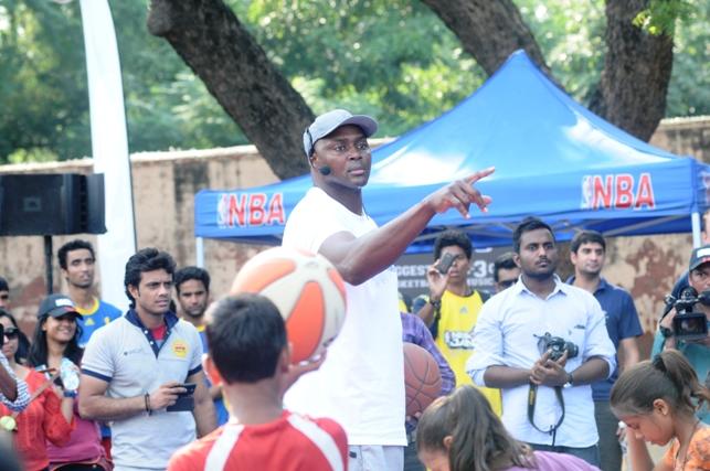 NBA Jam in Delhi
