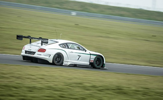 Bentley Continental GT3