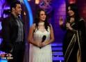 Bodyguard babe Hazel, TV soap vamp Kamya Punjabi