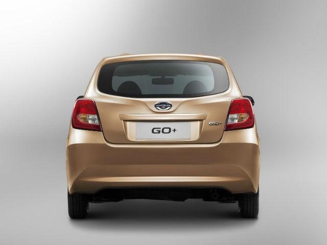 Datsun Go+ MPV