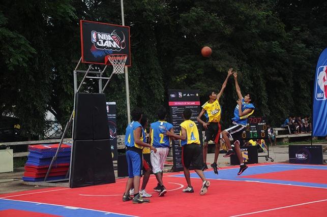 NBA Jam in Bangalore
