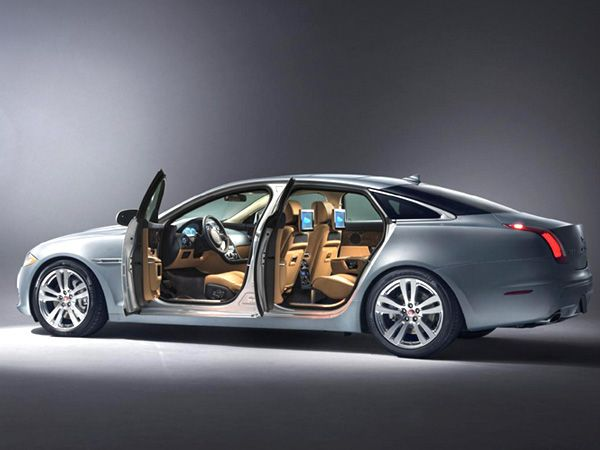 Jaguar XJ Upgrade