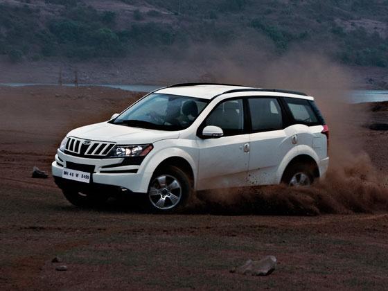 Mahindra XUV5OO Borg Warner AWD: First Drive