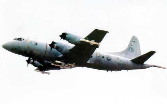 P-3C Orion Anti-Submarine Aircraft