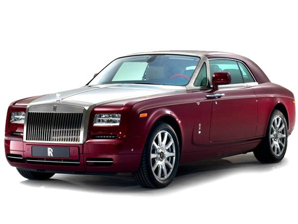 The Rolls-Royce Ruby Edition