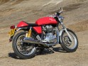 Royal Enfield Continental GT First Ride