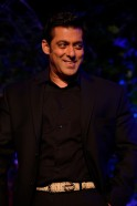 Salman was in a jolly mood on stage and said he hope his films continue to do well, as that will decide whether he continues to be the top choice for the show every year.