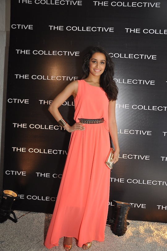 Shraddha Kapoor strikes a pose on the red carpet