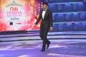 Judge Vijender Singh on stage at fbb Femina Miss India 2014.