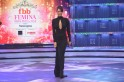 Judge Malaika Arora Khan on stage at fbb Femina Miss India 2014.