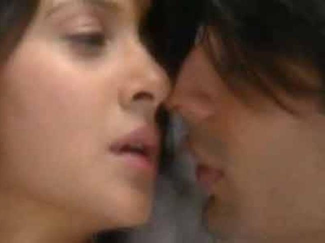 Hottest Love-Making Scenes on TV