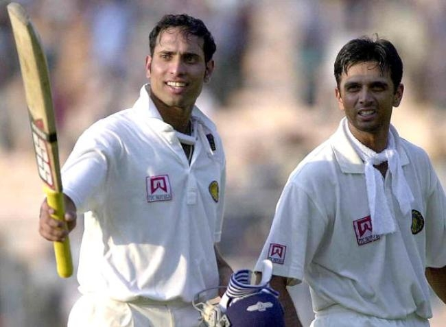 The iconic 2001 Test series