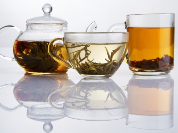 20 Healthy Summer Recipes and Summer Drinks Iced lemongrass tea