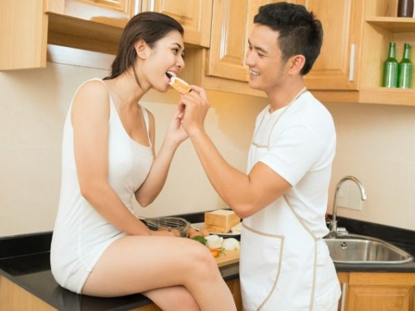 Natural Ways To Increase Sex Drive Indulge in an aphrodisiacal meal: