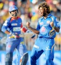 Malinga Gets Two In An Over