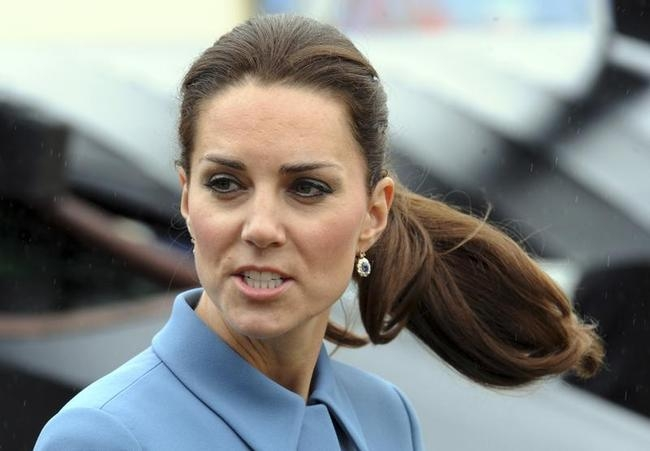 Kate, the Duchess of Cambridge
