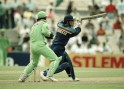 Tendulkar Playing His First World Cup in 1992
