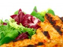 20 Healthy Summer Recipes and Summer Drinks Grilled Chicken Salad with seasonal fruit