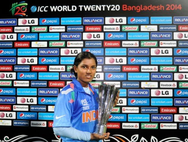 West Indies Women v India Women - ICC Womens World Twenty20 Bangladesh 2014